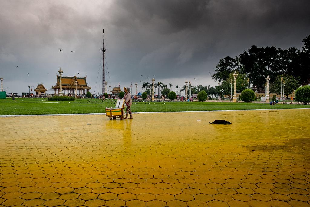 Cambodia-Yellow-Square