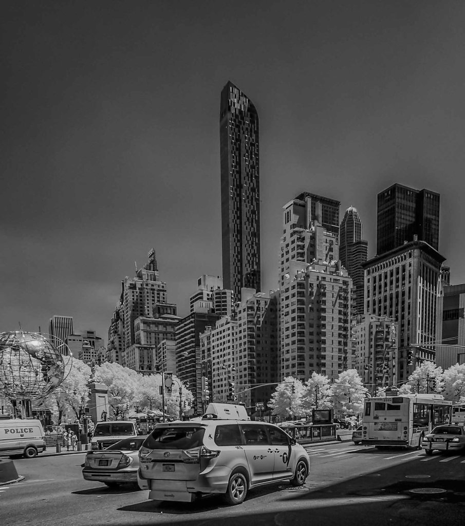 Infrared NYC