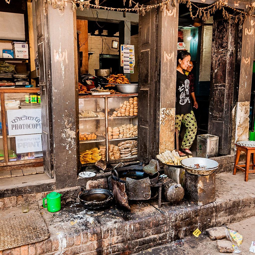 Nepal bakery