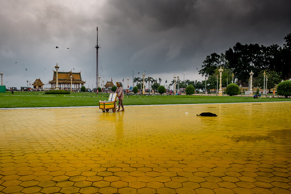 Cambodia-Yellow-Square