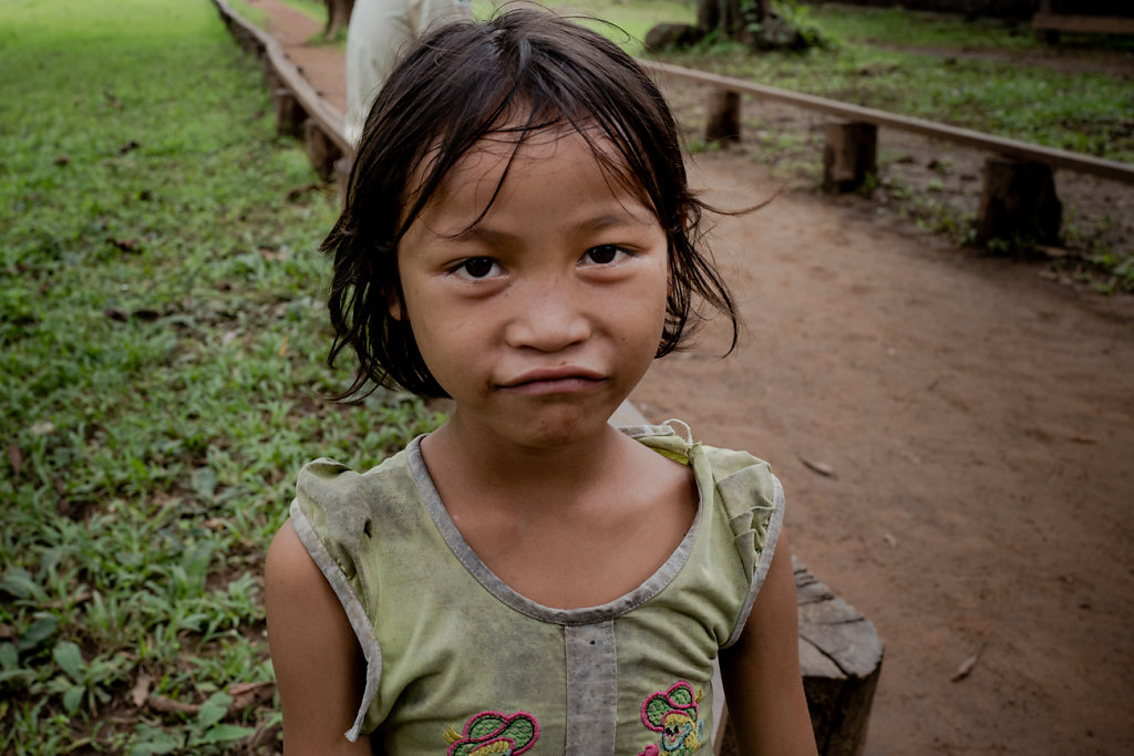 Cambodia-Girl